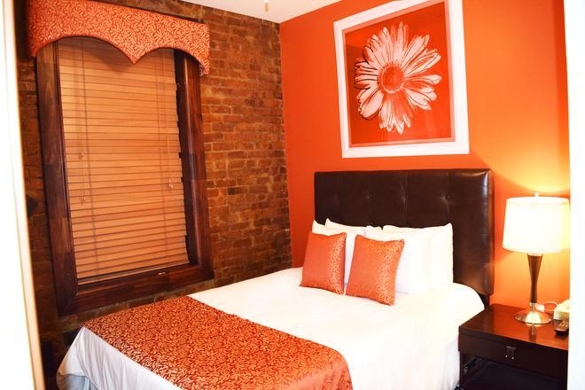 Royal Park Hotel & Hostel - New York - Bedroom