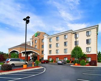 Holiday Inn Express & Suites Roanoke Rapids SE - Roanoke Rapids - Gebäude