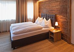 Pfefferkorn's Hotel - Lech am Arlberg - Makuuhuone