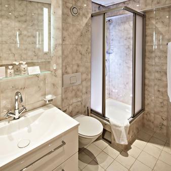 Pfefferkorns Hotel - Lech am Arlberg - Bathroom