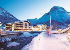 Pfefferkorn's Hotel - Lech am Arlberg - Building