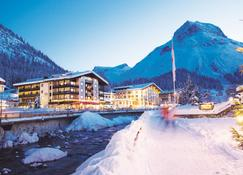 Pfefferkorns Hotel - Lech am Arlberg - Rakennus