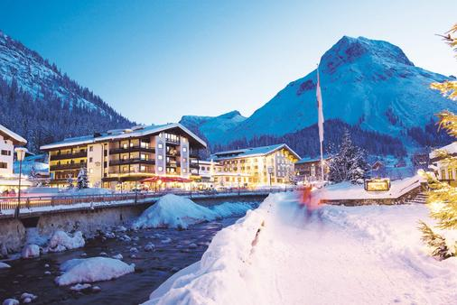 Pfefferkorns Hotel - Lech am Arlberg - Building