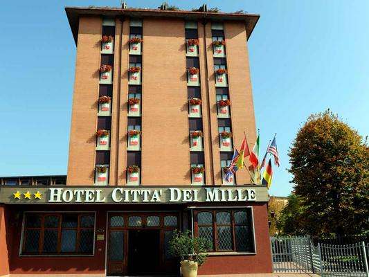 Hotel Città Dei Mille - Μπέργκαμο - Κτίριο