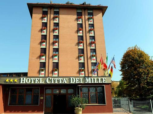 Hotel Città Dei Mille - Bergamo - Building