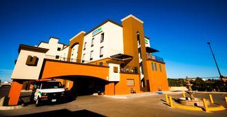 Hotel Consulado Inn - Ciudad Juárez - Edificio