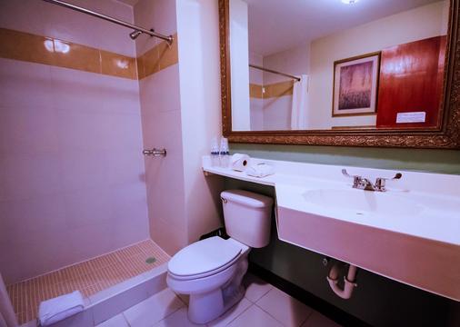 Hotel Consulado Inn - Ciudad Juárez - Bathroom