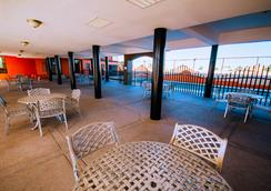 Hotel Consulado Inn - Ciudad Juárez - Rooftop
