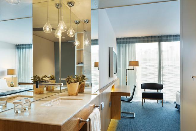 皇家帕賽格拉西亞酒店 - 巴塞隆拿 - 巴塞隆納 - 浴室