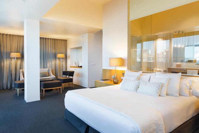皇家帕賽格拉西亞酒店 - 巴塞隆拿 - 巴塞隆納 - 臥室