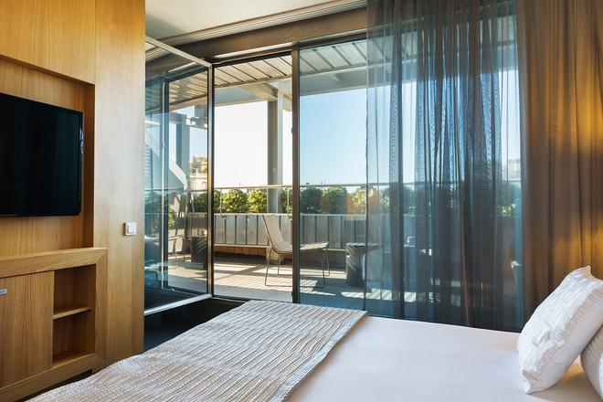 皇家帕賽格拉西亞酒店 - 巴塞隆拿 - 巴塞隆納 - 陽台