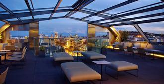 皇家帕賽格拉西亞酒店 - 巴塞隆拿 - 巴塞羅那 - 露天屋頂