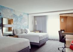 Courtyard by Marriott Westbury Long Island - Westbury - Bedroom