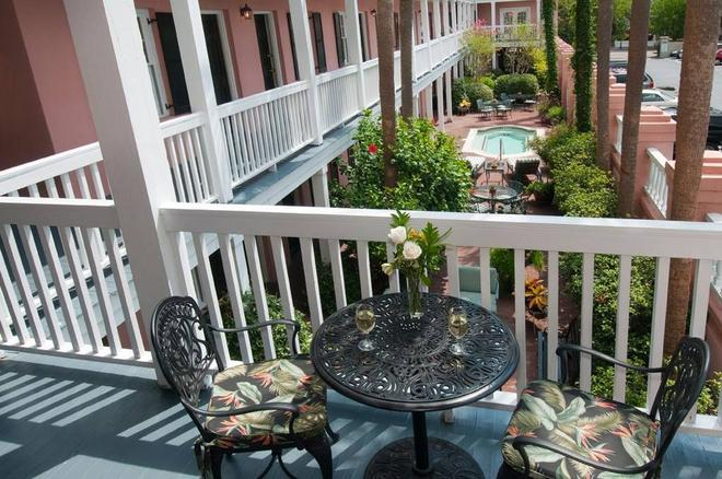 The Meeting Street Inn - Charleston - Balcony