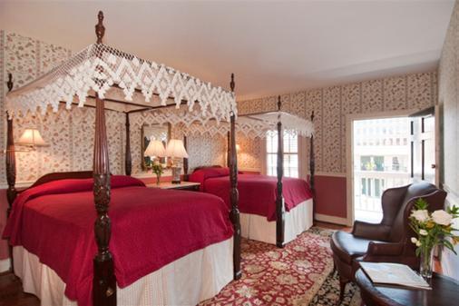 The Meeting Street Inn - Charleston - Bedroom
