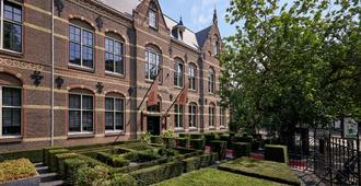 The College Hotel - Amsterdam - Bâtiment