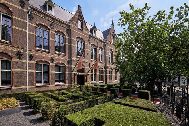 The College Hotel - Άμστερνταμ - Κτίριο