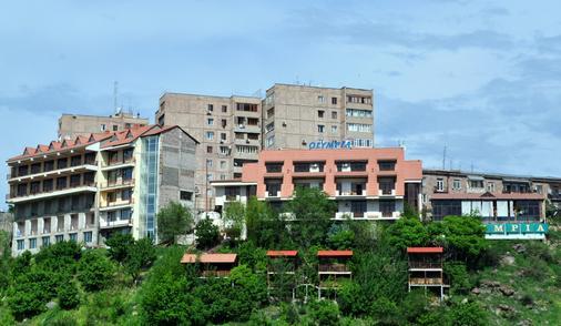 Olympia Hotel - Yerevan - Building
