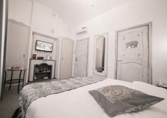Zhukov Hotel - Omsk - Bedroom