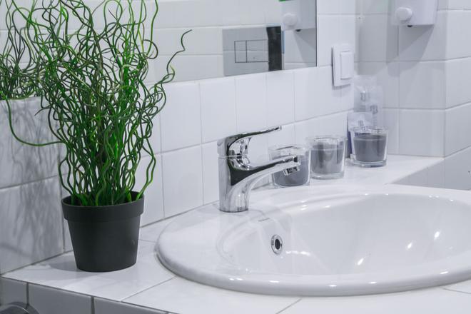 Zhukov Hotel - Omsk - Bathroom