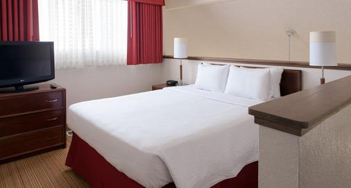 Residence Inn by Marriott Los Angeles Torrance/Redondo Beach - Torrance - Bedroom