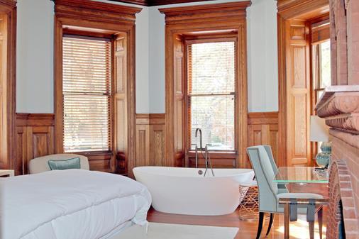 Anchorage 1770 - Beaufort - Bathroom