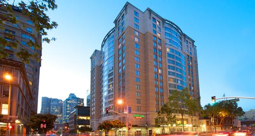 Courtyard by Marriott San Francisco Downtown - San Francisco - Building