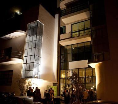 The Diaghilev Live Art Suites Hotel - Tel Aviv - Toà nhà