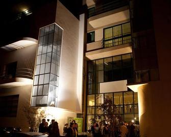 Diaghilev LOFT live art hotel - Τελ Αβίβ - Κτίριο