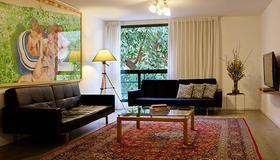 Diaghilev LOFT live art hotel - Tel Aviv - Soggiorno