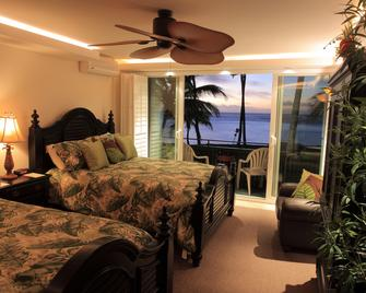 Hotel Coral Reef - Kapaa - Schlafzimmer