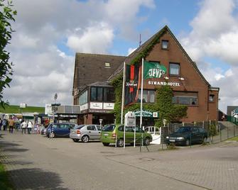 Strandhotel Neuharlingersiel - Neuharlingersiel - Edificio