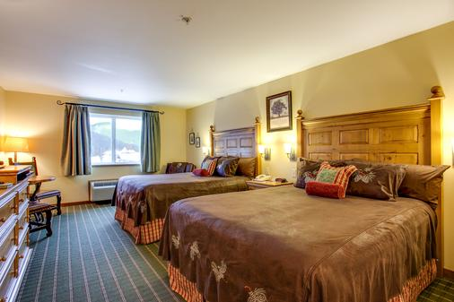 Bavarian Lodge - Leavenworth - Bedroom