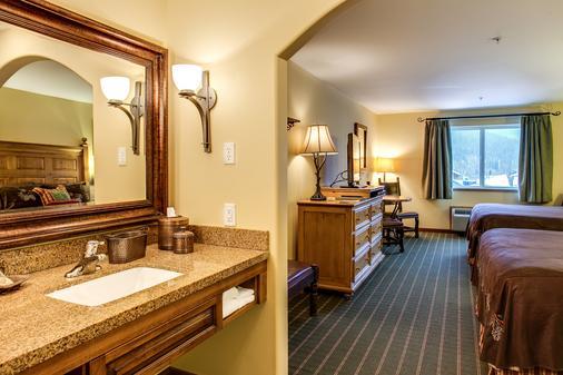 Bavarian Lodge - Leavenworth - Bathroom