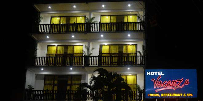 Hotel Vacanza - Mirissa - Rakennus