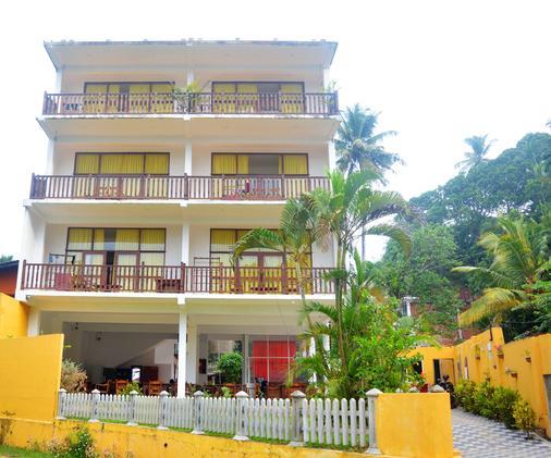 Hotel Vacanza - Mirissa - Toà nhà