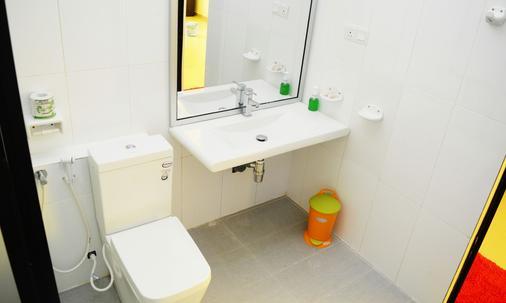法坎撒酒店 - 米瑞莎 - 浴室
