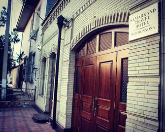 Samarkand Travel Hotel - Samarqand - Gebäude