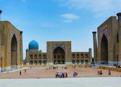Samarkand Travel Hotel - Semerkant - Bina