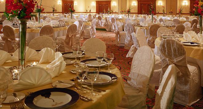 Marriott Dallas Las Colinas - Irving - Banquet hall