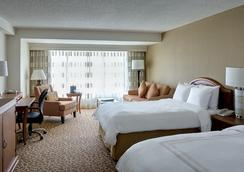 Marriott Dallas Las Colinas - Irving - Phòng ngủ