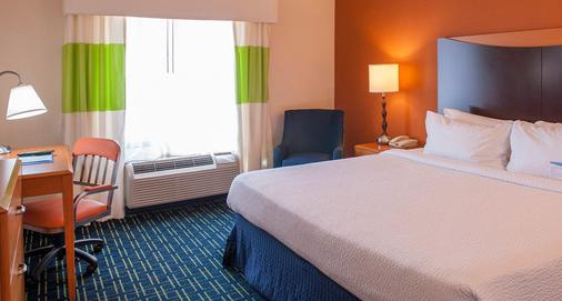 Fairfield Inn and Suites by Marriott Orange Beach - Orange Beach - Bedroom