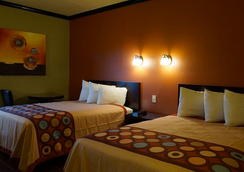 Blue Bay Inn & Suites - South Padre Island - Bedroom