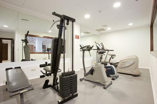 Senator Cádiz Spa Hotel - Cadiz - Gym