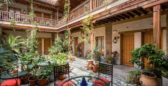 Abadía Hotel Granada Centro - Granada - Binnenhof