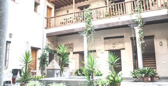 Abadia Suites - Granada - Edificio