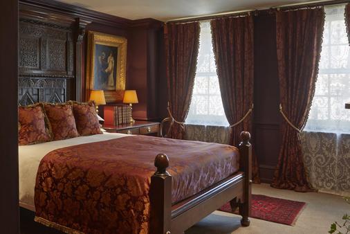 Batty Langley's - London - Phòng ngủ