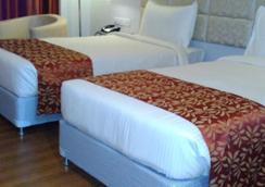 Maha Bodhi Hotel Resort Convention Centre - Bodhgaya - Makuuhuone