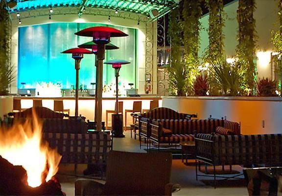 San Diego Marriott Gaslamp Quarter - San Diego - Bar