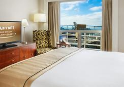 San Diego Marriott Gaslamp Quarter - San Diego - Bedroom